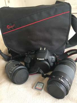 Canon EOS 1200D (4 years old)