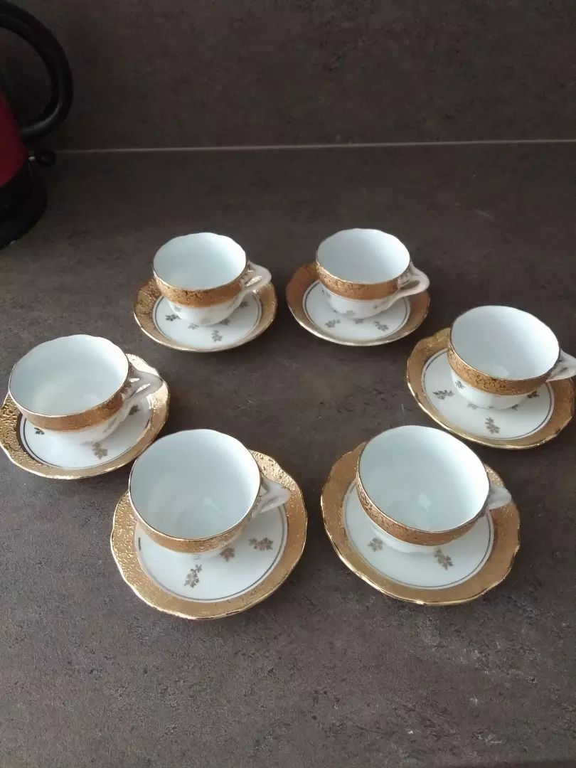 Čajový servis 0
