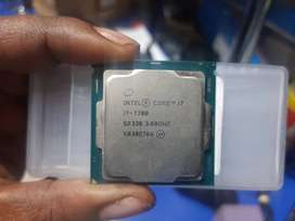 Intel Core i7-7700 CPU -We test before you collect