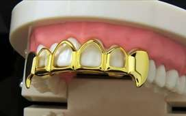 Full Upper Teeth Grillz R150