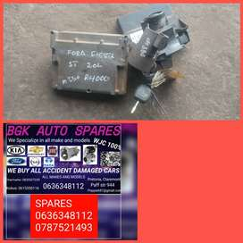 Ford fiesta 2.0 lt St  lock set available call us