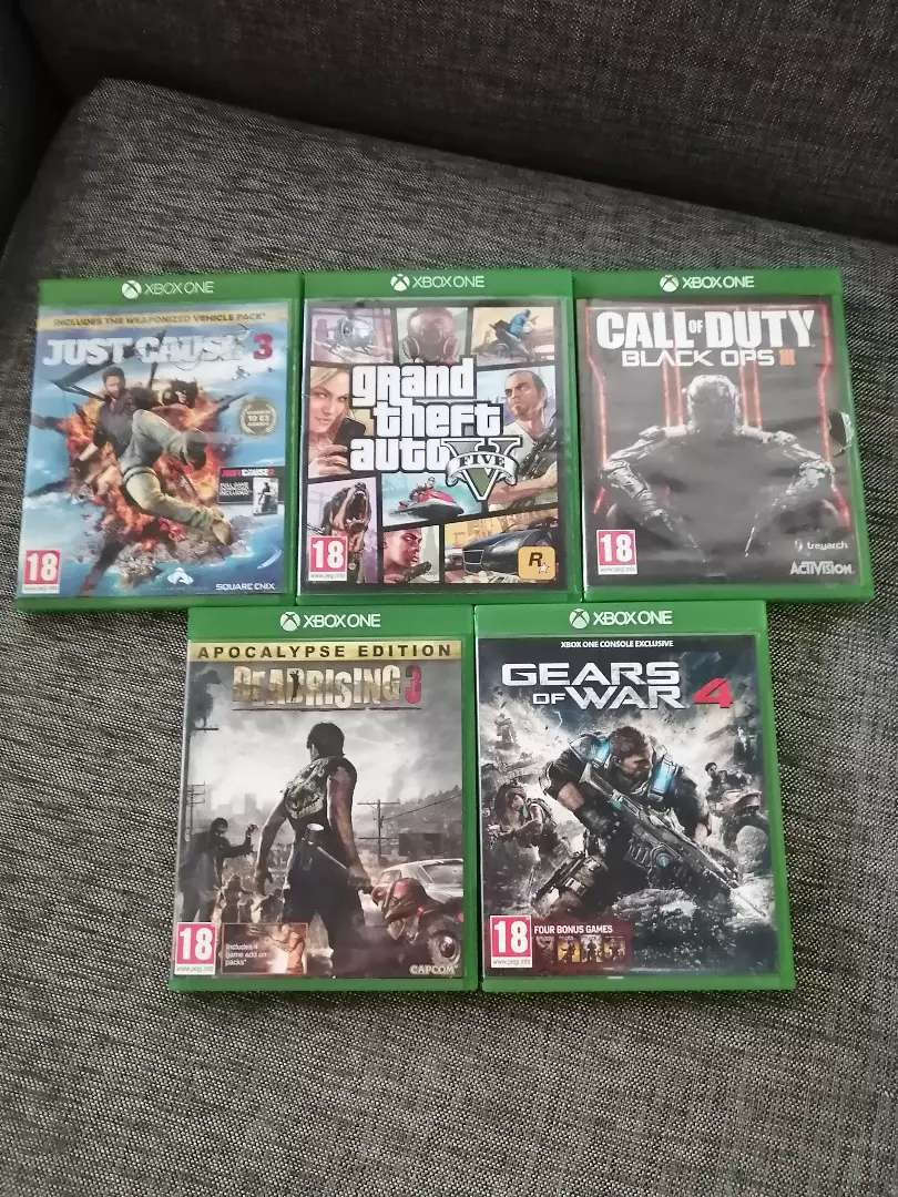 Xbox games for sale -R200 each 0