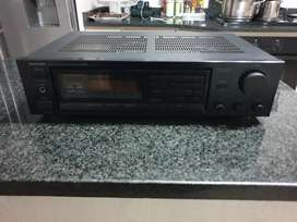 Classic Onkyo stereo amplifier