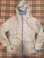 Супер крутая термо-куртка(куртка лыжная). Размер 140 см