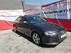 2013 Audi A4 Sedan 2.0 Tdi Se Multitronic