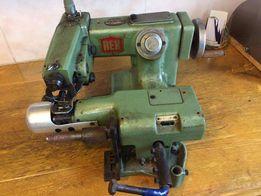 промышленная швейная машинка потайного шва