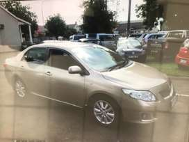 Toyota corolla 2.0D manual