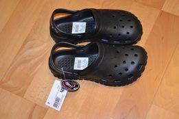 Crocs Hello Kitty piankowe buty na lato, do wody roz 34 czarne
