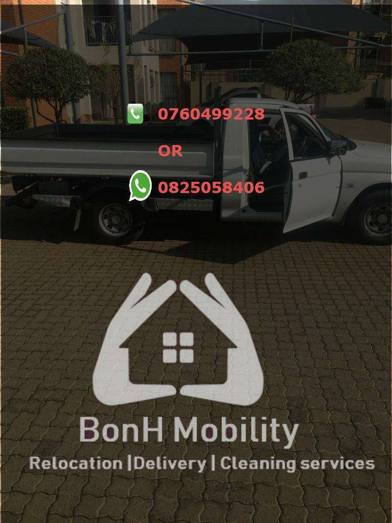 Bakkie for hire removals 0