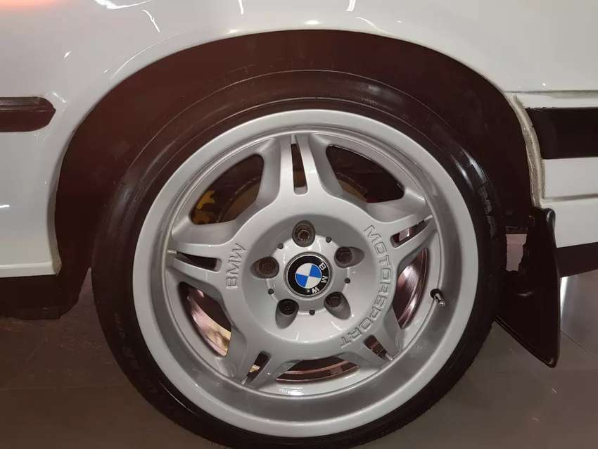 "17"" OEM M3 (German Spec) wheels for sale 0"