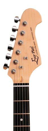 Gitara elektryczna EVER PLAY ST-2, SSH, natural OKAZJA cenowa GRATIS!! Rybnik - image 7