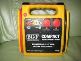 На АКБ 12v 10Ah Пуско-зарядное устройство из Германии 3000 руб