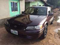 Clean Camry 2.2 0