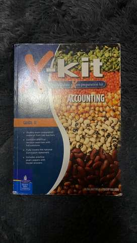 Grade 11 Accounting study guide