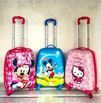 ВЫБОР! Чемоданы детские для мальчиков и девочек DisneyКомпактный и лег