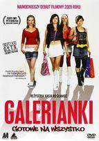 """sprzedam film DVD """"Galerianki"""""""