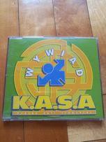 Płyta K.A.S.A, Wywiad, unikat z 1997 z autografem, hip hop