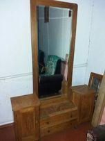 Старовинне Трюмо з дзеркалом