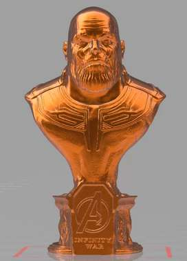 Infinity War - Thanos Bust