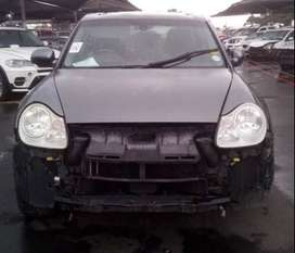 2004 Porsche 955 Cayenne 4.5 L V8 stripping for parts