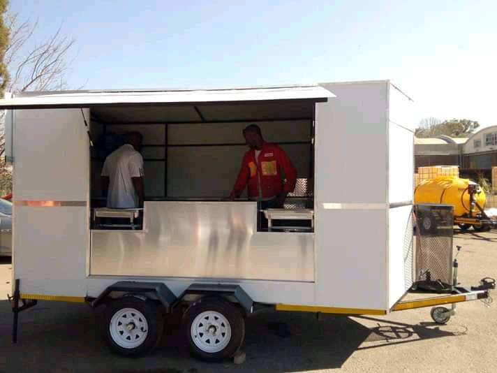 Mobile Kitchen Trailers/ Food Trailers 0