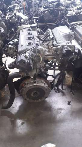 TOYOTA 4AFE FUEL INJECTION COMPLETE ENGINES