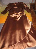 suknia wizytowo-wieczorowa