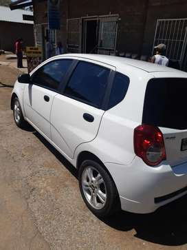 Chevrolet aveo in good condition