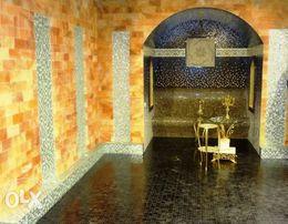 Закажи соляную комнату (галокамеру), бассейн, сауну, хаммам, фонтан.