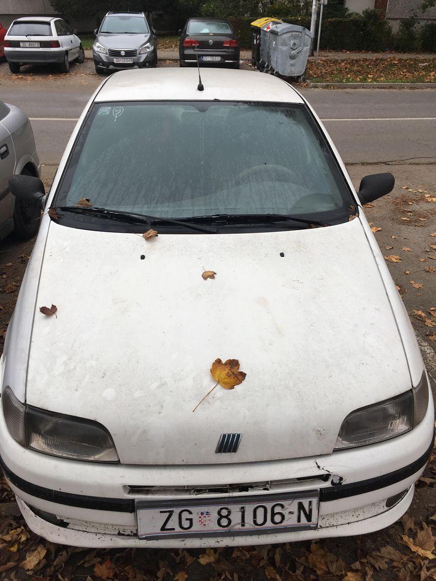 Fiat Punto 60 cult 0