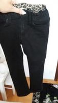 Spodnie jeansy H&M r. 92