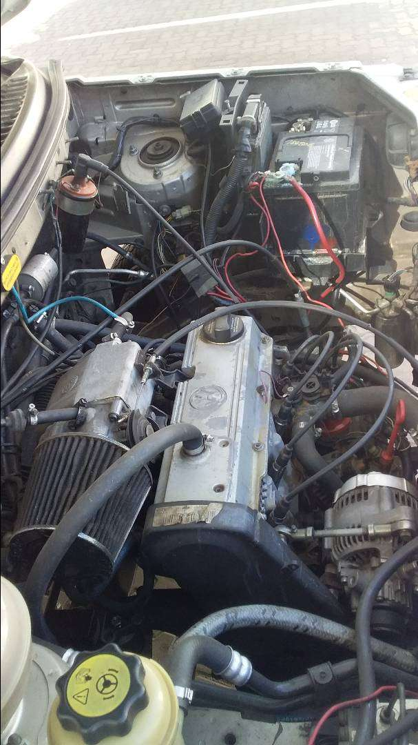 VW 2lt Engine and gearbox, 8 valve 0