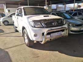 2008 Toyota Hilux  3.0 4by4  Double Cab