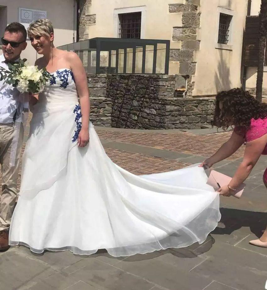 Poročna obleka 0