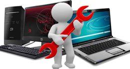 ремонт чистка ПК/Ноутбуков /установка Windows XP-7-8.1-10_32-64bit
