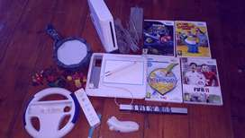 Wii Console, Tablet, game and other accessories - as in photos