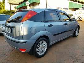 Ford Focus 1.6 Hatchback Manual For Sale