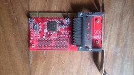 Плата PCI на PCMCIx2