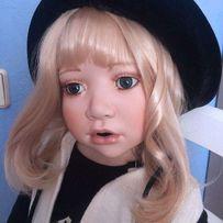 Фарфоровая кукла от Christine Orange
