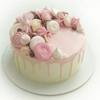 Домашние торты, капкейки, сладости на заказ!