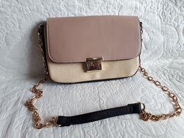 Mała elegancja torebka z Mohito