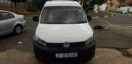2015 Volkswagen Caddy 2.0
