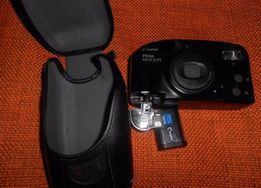 Aparat foto CANON PRIMA auto Zoom (Japan) oryginał etui akumulatorki