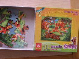 Дитячі 3D пазли Trefi на 24шт