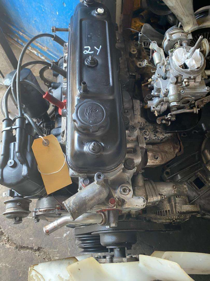 TOYOTA Y ENGINES AND GEARBOXES FOR SALE 0