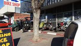 Motorcycle shop for sale,al equipment, stock,dyno ext