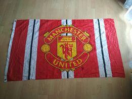 Flaga Manchester United 150cm x 90cm