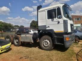 1998 MAN f61 ADE447t truck for sale