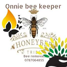 Bee friendly remover