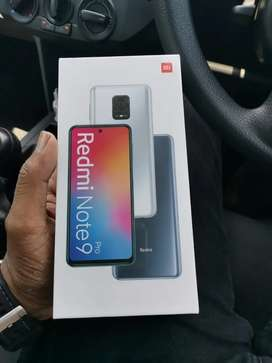 Redmi Note 9 Pro brand new unit icasa approved network Guaranteed